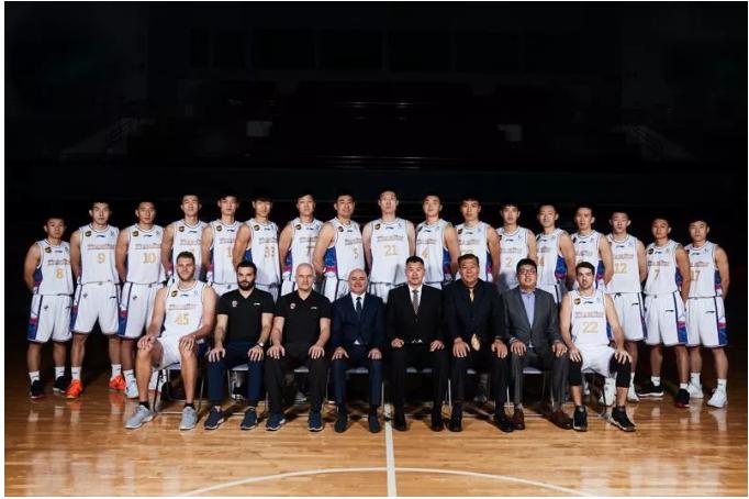 天津篮球迎盛况:荣钢男女篮共同征战全国顶级联