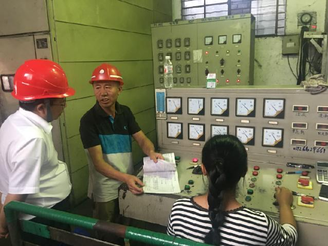 访硅厂了解用户需求谋发展促供用电双赢