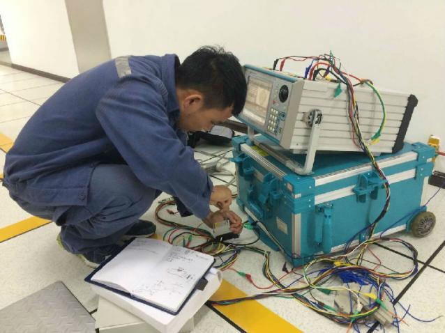 继电保护班师带徒更改三相不一致定值