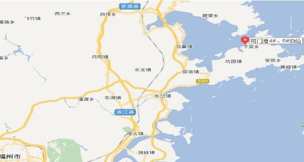 中国农业发展银行连江县支行:亿元资金绘就海洋经济新蓝图