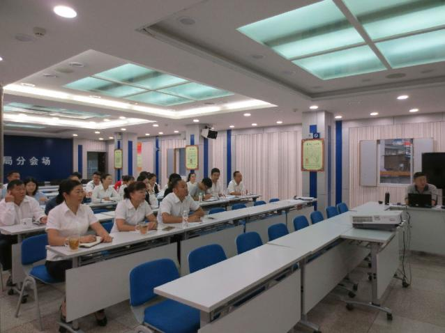 瑞丽供电局举办2017年法律知识培训