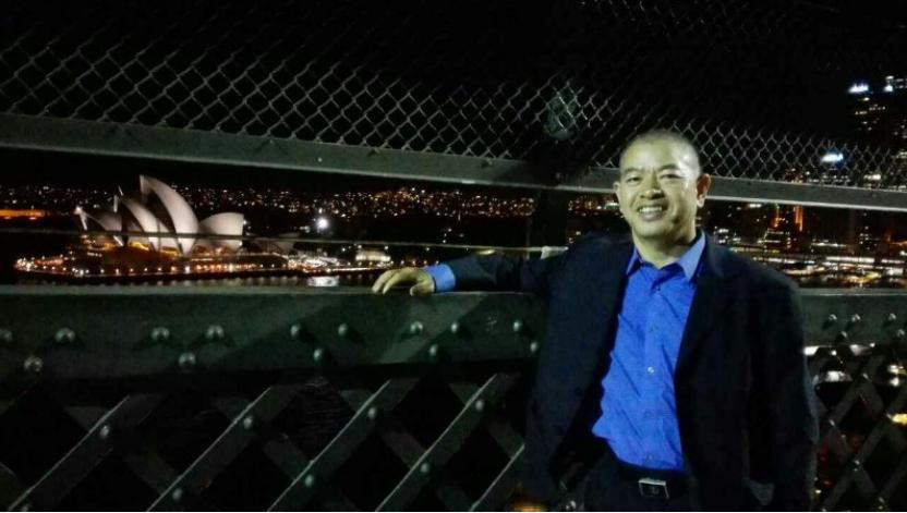 中国实力派国学讲师黄金仓――庆祝香港回归20周年特别报道