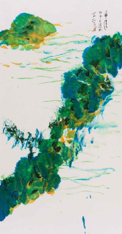 王清州--在画里写意人生