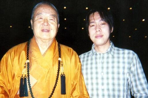 李庚桐与台湾星云法师的合作因缘