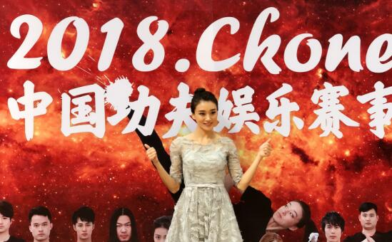 张娜获公益平台东南亚形象大使 推广中华武术文化