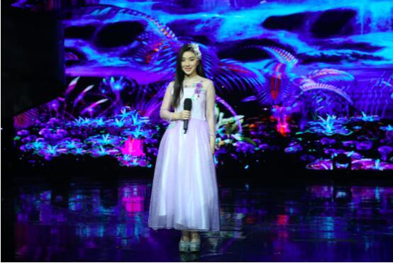 美女歌手肖洋风采照曝光  努力前行传递正能量