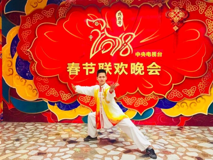 2019央视春晚联排进行中 贵阳小伙李达将在大年三十带来惊喜