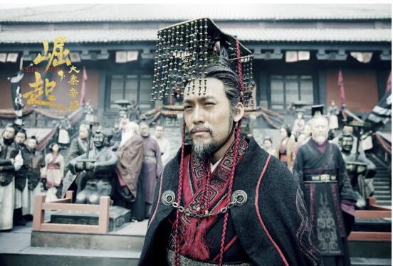 丁黑、焦阳联袂执导《大秦帝国之崛起》倾献古装巨制