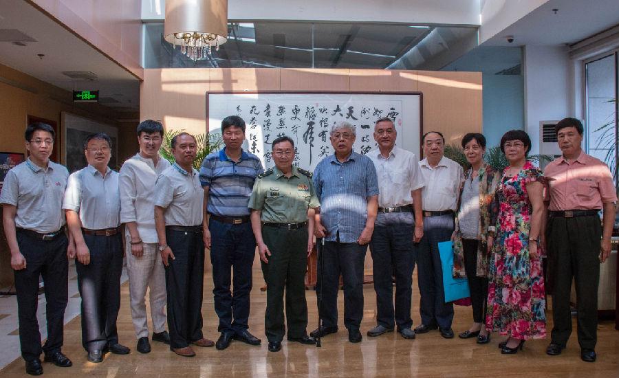 电影《黄花塘往事》剧本研讨会在京隆重召开