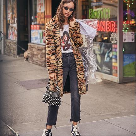 冬天也要穿出时尚感,SHOPBOP时髦清单助你成为时尚ICON
