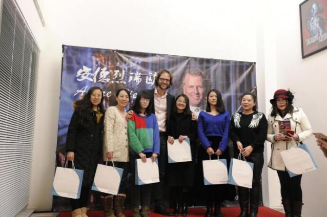 今年春节哪里去?安德烈・瑞欧为中国粉丝送新年好礼:免费畅玩欧洲!