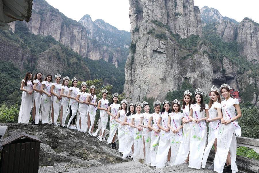 2018全球城市形象大使大中华总决赛落幕,宿州选手夺冠