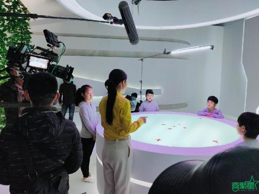 """喜聚星签约艺人沈依阳受邀参与""""最美宿州""""城市宣传片拍摄"""