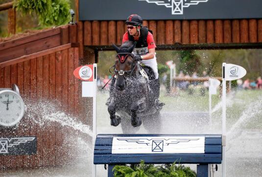 华天在世界马术运动会上建议国际马联深耕中国 支持更多本土骑手