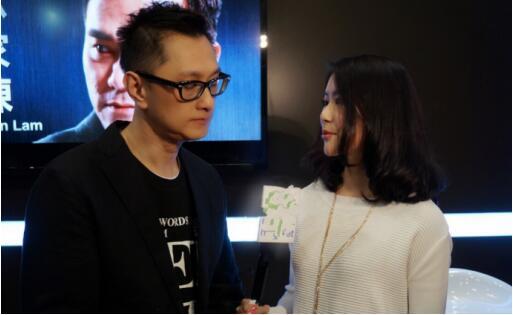 主持人李燕直击香港国际电影节
