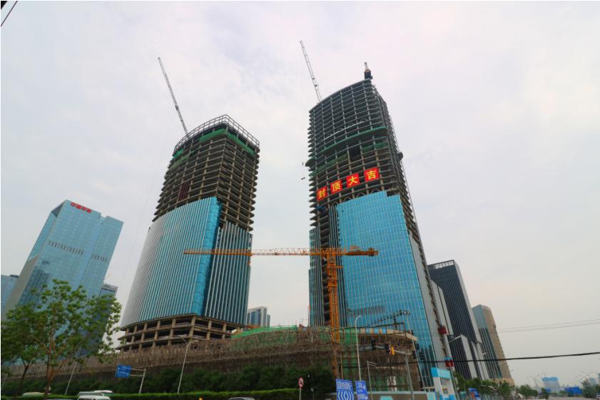 北京丰台区丽泽商务区工程建设领域传来捷报