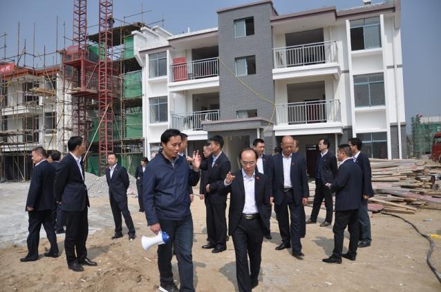 罗田农发行1亿元支持胜利文化小镇建设