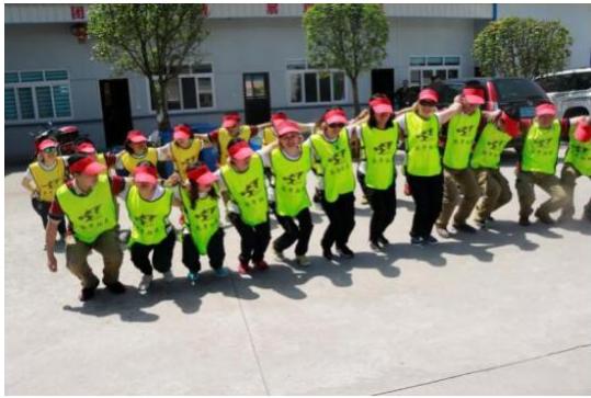弘扬爱国精神 增强国防意识--荆州市分行营业部党支部开展国防教育主题日活动